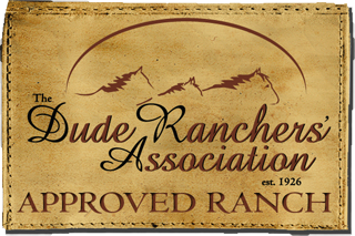 Triangle C Ranch is approved by the Dude Ranchers' Association.